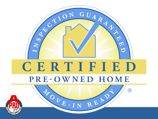 Certified Pre-Owned Home Inspection in Colorado Springs